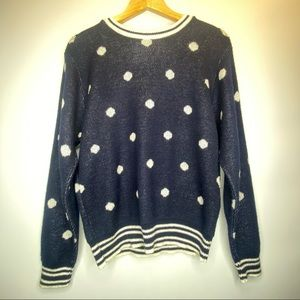 Vintage Alfred dunner sweater M